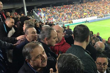 Konyaspor'dan sözlü saldırı açıklaması