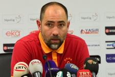Igor Tudor Galatasaray'a veda etti