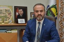 Erdoğan'dan Bursa'nın yeni başkanına: Bu rezalete son verin