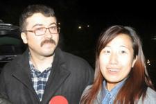 FETÖ'cü Hüseyin Korkmaz'ın ailesi için gözaltı