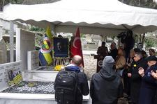 Fenerbahçe Kulübü ilk başkanını unutmadı