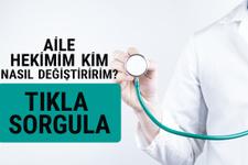 Aile hekimi sorgulama benim doktorum kim?