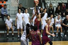 Yakın Doğu Üniversitesi Beşiktaş'ı farklı yendi