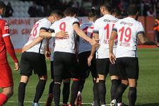 Ümraniyespor'dan gol şov