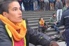 Portekizli turist Trabzon'u karıştırdı! Mescid-i Aksa maketine...