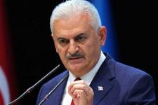 Binali Yıldırım Türk-İş heyetini kabul etti