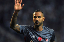 Ricardo Quaresma Beşiktaş'a veda mı etti?
