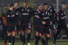 Gençlerbirliği Türkiye Kupası'nda avantajı kaptı