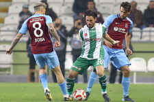 Konyaspor-Trabzonspor maç sonucu ve geniş özeti