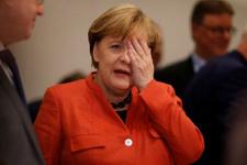 Almanlar Merkel'e artık destek vermiyor