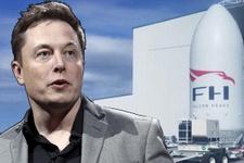 Elon Musk ilk kez paylaştı işte en güçlü roket