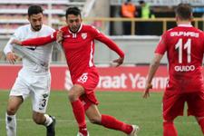 Boluspor-Akhisarspor maç sonucu ve golleri