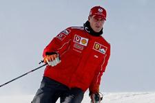 Michael Schumacher gün geçtikçe eriyor!