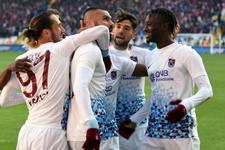 Trabzonspor ile Antalyaspor 43. randevuda