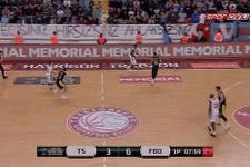 Trabzonspor-Fenerbahçe maçında olay çıktı