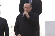Cumhurbaşkanı Erdoğan: Şu an bedelini ödüyor