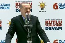 Erdoğan çok kızdı: Ya sen ne cins adamsın be!