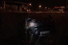 Sivas Yolcu otobüsü otomobille çarpıştı: 3 yaralı