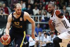 Fenerbahçe yılın son derbisini kazandı