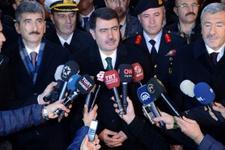 İstanbul Valisi Şahin'den Taksim açıklaması