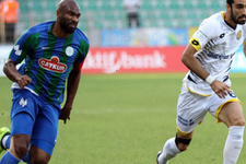 Çaykur Rizesporlu Kweuke 57 gole ulaştı