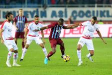 Trabzonspor Antalyaspor maçının geniş özeti ve golleri