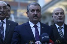 Destici'den Erdoğan ve 'ittifak' açıklaması