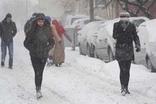 Amasya'da kar ne zaman yağacak hava durumu nasıl?