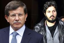 Zarrab Davutoğlu'ndan ne istedi? Bomba iddia!