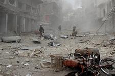 İsrail uçakları Şam'ı vurdu! Hedefte orası var