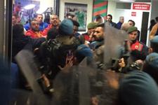 Alanyaspor'dan Kayserisporlu futbolculara saldırı