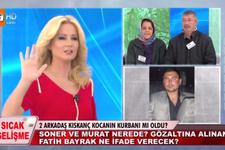 Müge Anlı Soner ve Murat bulundu mu Fatih Bayrak gözaltına alındı