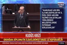 Erdoğan'dan taşeron düzenlemesi açıklaması!