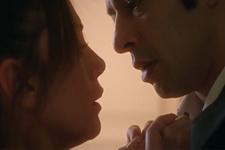 Ufak Tefek Cinayetler'de Serhan ve Oya'nın aşk dolu sahneleri!