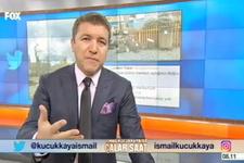 İsmail Küçükkaya'dan Fatih Portakal ile ilgili bomba sözler
