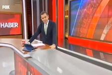 Fatih Portakal yine yaptı yapacağını! Canlı yayında FOX TV'nin patronundan 'zam istedi'