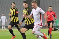 İstanbulspor sahasında Boluspor'u devirdi