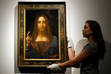 450 milyon dolarlık tablo Abu Dabi'de sergilenecek