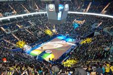 Fenerbahçe Ülker Arena'da rekor kırıyor