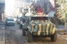 İşte ABD'nin YPG'ye gönderdiği zırhlı araçlar