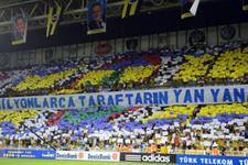 Fenerbahçe taraftarı alay konusu oldu!