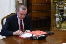 Cumhurbaşkanı Erdoğan referandumu onayladı!