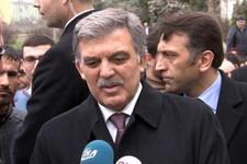 Abdullah Gül'den son KHK yorumu üzüntü duyuyorum!