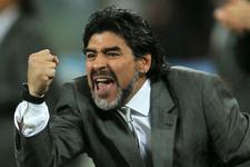 Diego Maradona resmen açıkladı! FIFA için çalışacak