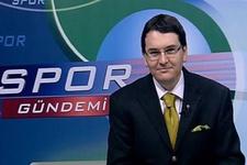 Ünlü spor spikeri Emre Tilev hastanelik oldu