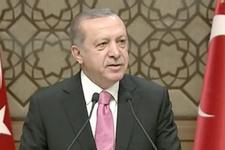 Erdoğan'dan son dakika Fırat Kalkanı açıklaması