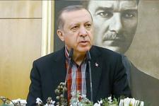 Cumhurbaşkanı Erdoğan'dan flaş anket cevabı!