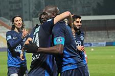 Adana Demirspor farklı kazandı!
