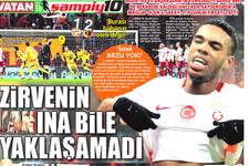 Günün spor gazete manşetleri! 13 Şubat 2017