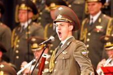 Kızıl Ordu korosundan kalanlarla üç konser verilecek